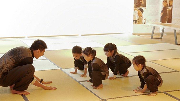 如何為孩子挑選一個適合練功夫的空間?