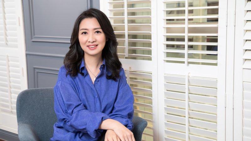 【專業媽媽參政】鄧惠文:給孩子最多的快樂