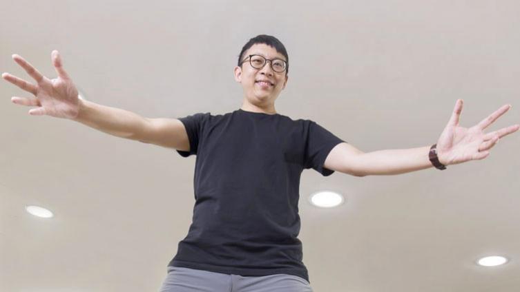進入奇點大學的第一位台灣人葛如鈞:要求學生聽話,只是在扼殺孩子10年、20年後的價值