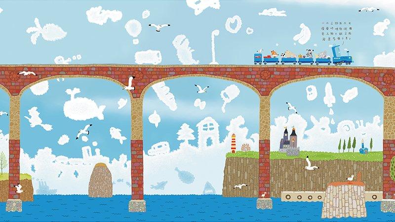 108年度文化部兒童館最高人氣動畫獎公布 賴馬《勇敢小火車》獲獎