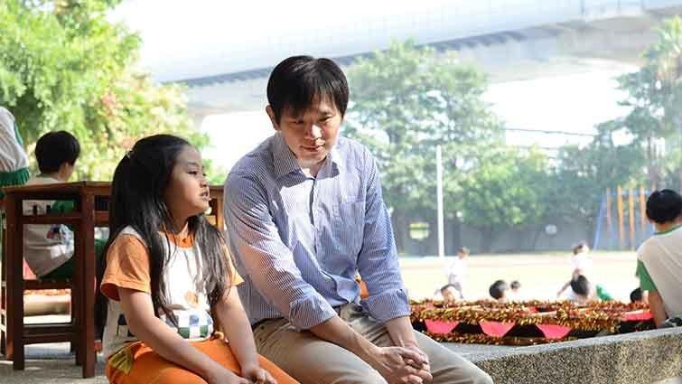 蘇明進  幼童軍的笑容點醒我的夢