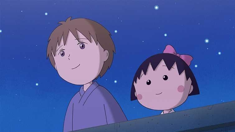 電影版《櫻桃小丸子》,小丸子與義大利少年之間的感人物語
