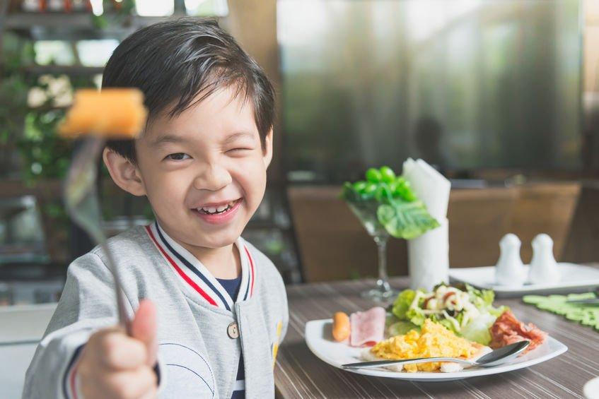 讓午餐好看又好吃,輕鬆培養孩子選食力