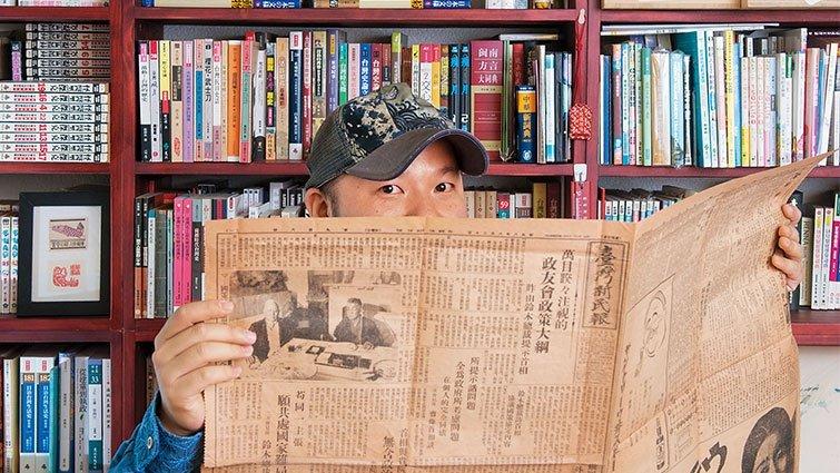 國中寫小說,給同學當課外讀物
