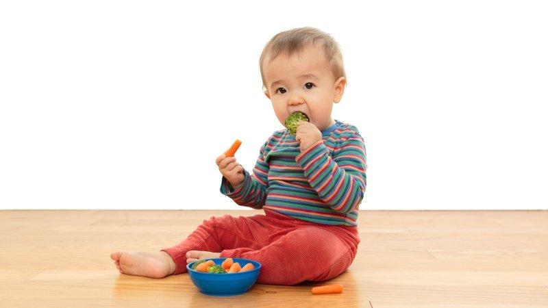 飲食這樣顧,養出頭好壯壯的寶寶