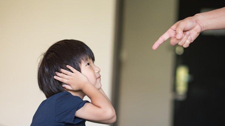 父母應避免把「你給我…」當口頭禪