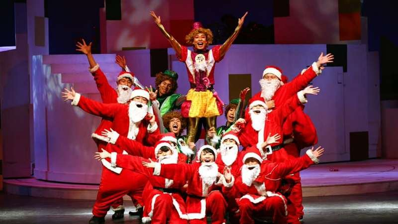 聖誕節必看的親子劇經典《誰是聖誕老公公》