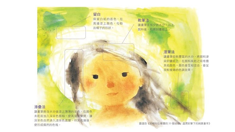 林千鈴:經典童話繪本賞析--岩崎知弘的繪畫祕密