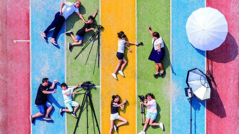 宜蘭北成國小| 讓學生自己報導、拍片訓練思辨力