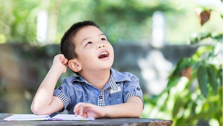 孩子明明不笨,為什麼學不好? 6大學習性格診斷測驗