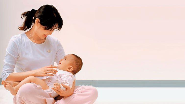 用嬰兒手語和0歲兒正確溝通