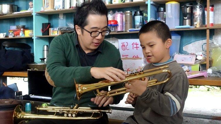 陪伴孩子去追夢,讓追夢的過程成為學習