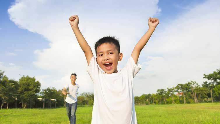 讓孩子有學習做自己的機會