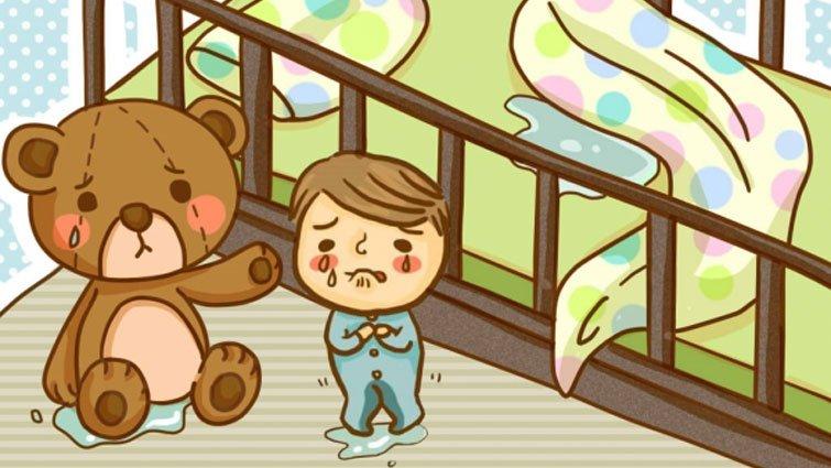 如何幫助寶寶告別尿床?