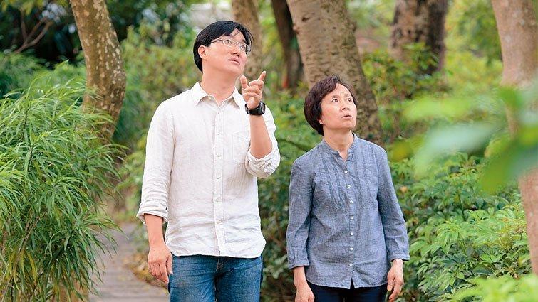 生態藝術達人黃一峯媽媽:兒子怪咖行徑,淡定媽從不否定