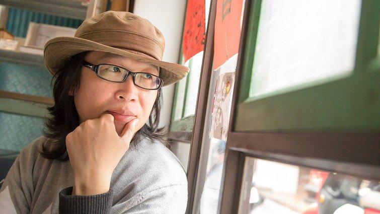 兒少文學作者陳榕笙:文字,始終是輟學離家流浪的依歸