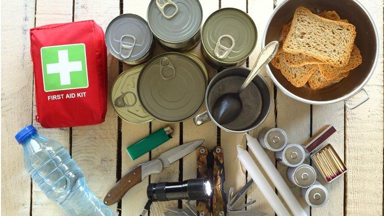 地震受困哪些食物最實用?營養師傳授保命秘訣!