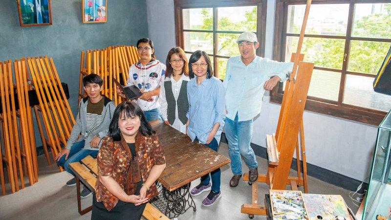 新竹│竹東高中 熱血教師社群由下而上啟動課程改變
