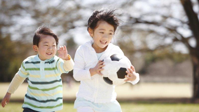 運動有助免疫力!培養孩子運動習慣就從現在開始