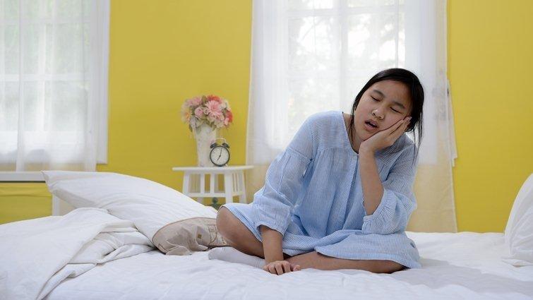 青少年智商有可塑性,充足睡眠有利腦發展