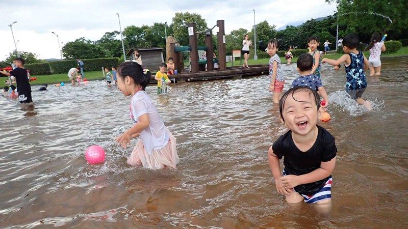 一週衝3次!愛玩水家庭的消暑玩水公園推薦