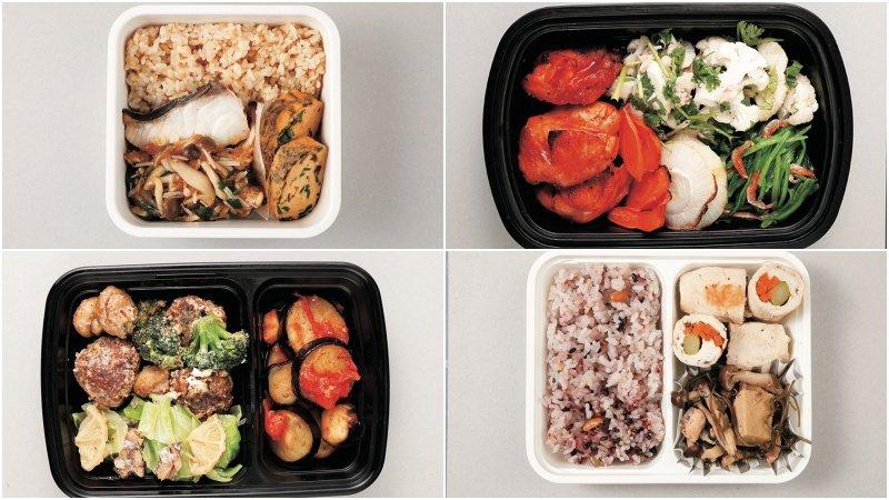 減肥不挨餓!營養師設計四種500卡減肥餐便當食譜