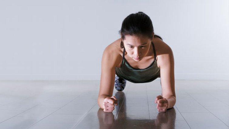 練肌肉不只是年輕人的事