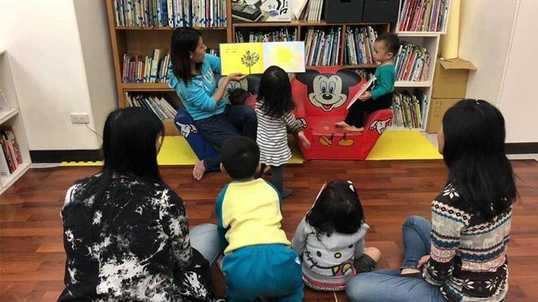 文山小大讀書會共讀分享:繪本不只關照孩子也療癒大人
