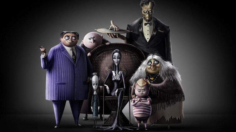 全世界最古怪的家庭來了!【阿達一族】即將降臨平凡小鎮