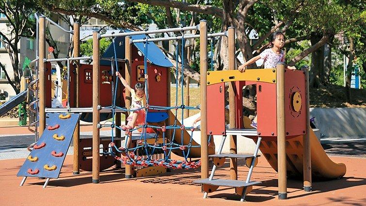 劉柏宏:孩子的遊戲場,就該給孩子設計