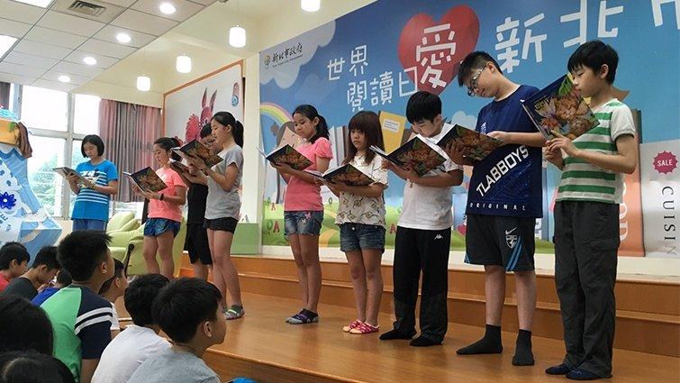 「鶯歌國小」巴巴洋與魔法星的閱讀課(上):讓孩子從「閱讀故事」到「深入的思辨練習」