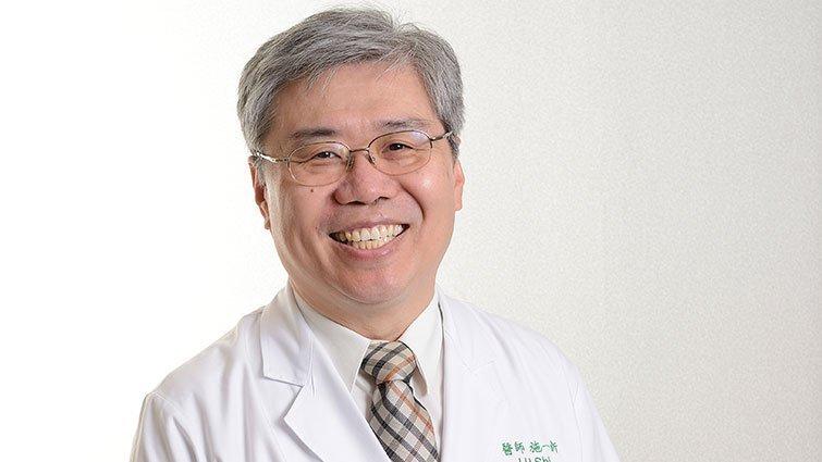施一新:聯手史丹佛大學對決異位性皮膚炎