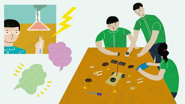 108新課綱系列│國中關鍵變化:動手做變多, 自然、數學更貼近生活