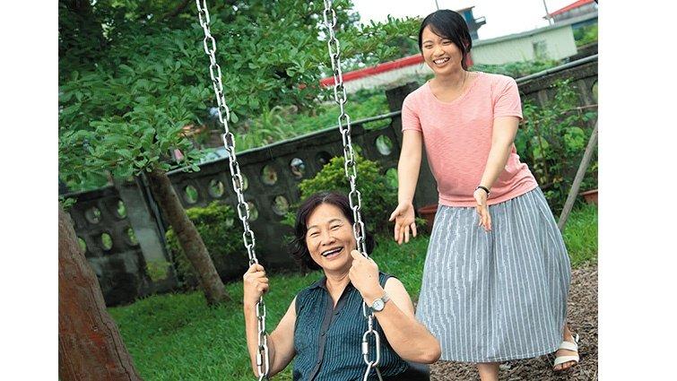 張純淑:持續創業為教育大膽作夢