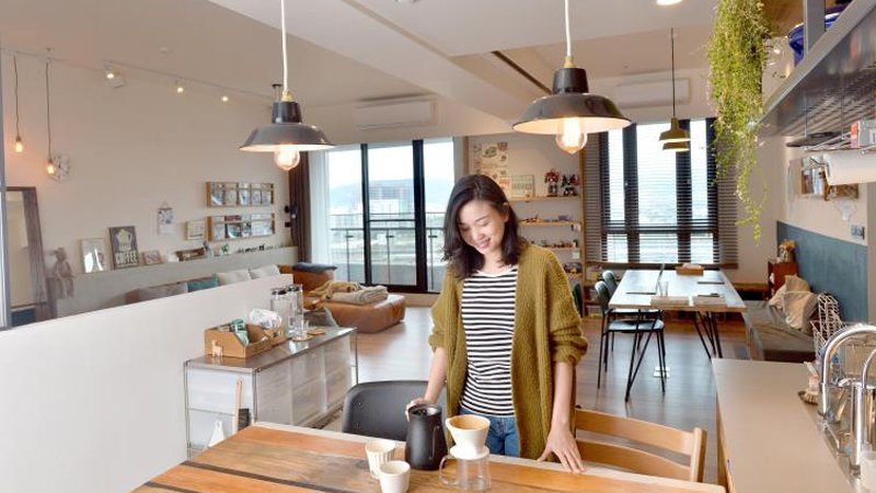 【Me Time喝一杯】 林姓主婦:每天手沖一杯咖啡,為自己創造片刻寧靜