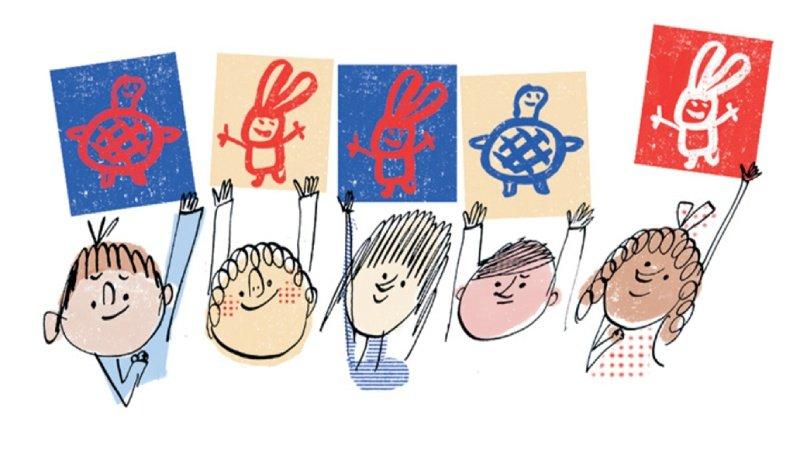 李貞慧:鼓勵孩子不斷思考,表達自我想法