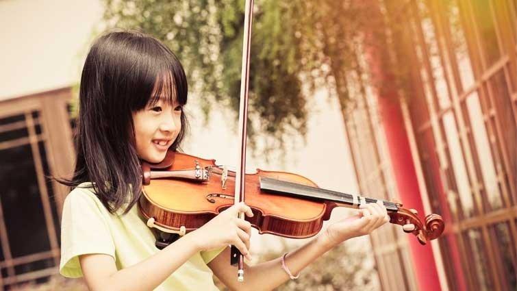 音樂大師蘇顯達談小提琴的學習:潛質、合適老師、陪伴與引導