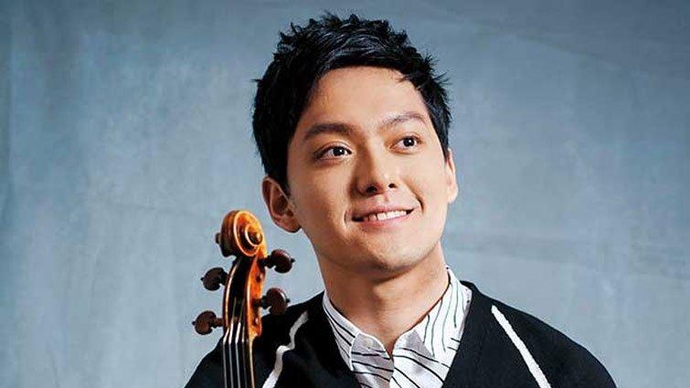 國際小提琴新星曾宇謙:我比誰都努力做自己