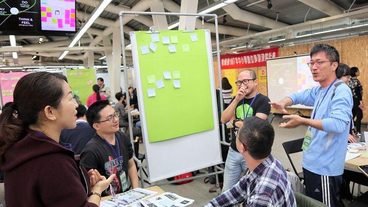 用Design Thinking 迸出主題跨域課程新點子