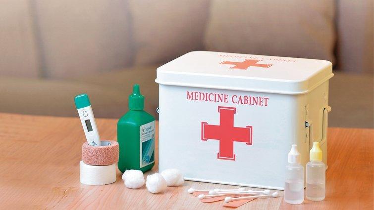 打開醫師媽咪的家庭醫藥箱