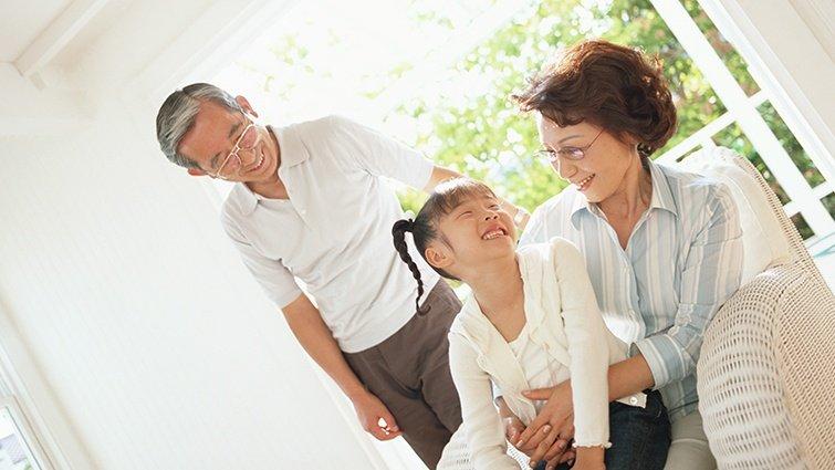 黃越綏:婆婆很黏孫子,是好是壞?