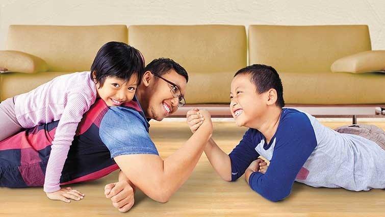藍佩嘉:新世代教養挑戰:不想跟我爸媽一樣!