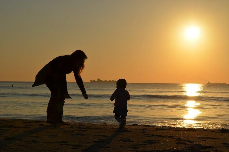 媽媽的一句話:『在媽媽眼中,妳是最美最好的』