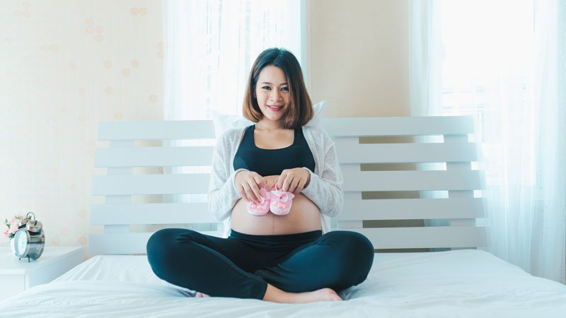 摸孕肚不會招好運,只會惹孕婦生氣!孕婦的5個地雷