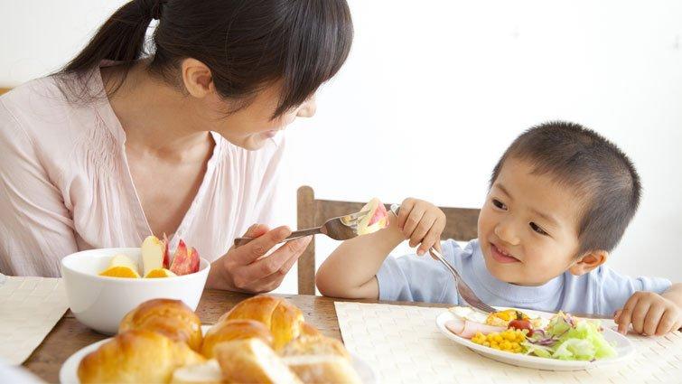 食育不只是追求營養,根本在於教養