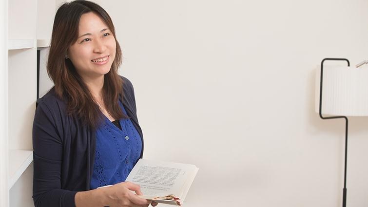 教師社群俠女藍偉瑩:幫老師一把,就是讓學生少走冤枉路