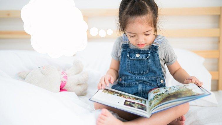 兒科醫生吳淑娟:學齡前兒童閱讀是最省錢、省時、省力的腦部開發課程