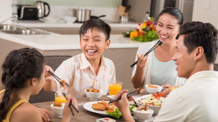 5招,讓孩子在餐桌上開口談心