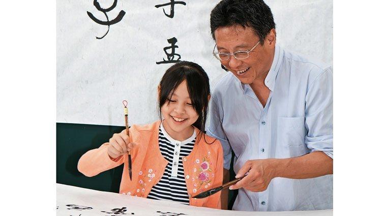作家張大春:我只要孩子保有好奇的求知能力