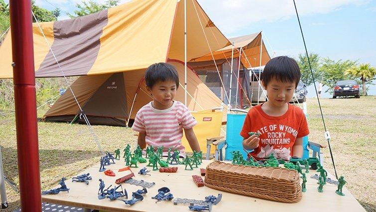 親子露營玩什麼?達人劉太太大推的6種遊戲